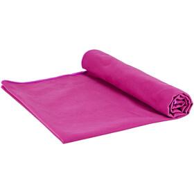 CAMPZ Microvezel handdoek handdoek 60x120cm roze